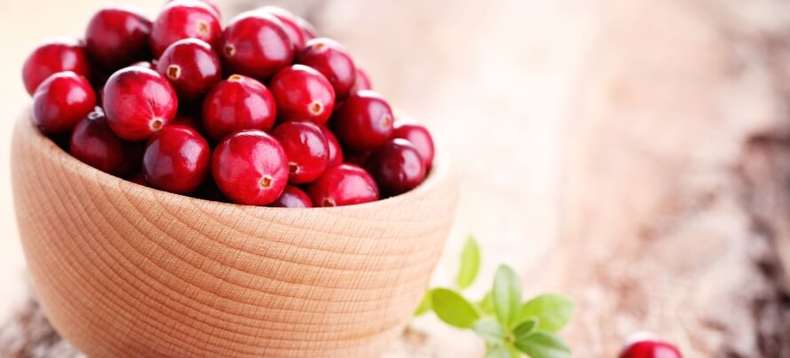 Cranberry superfoods
