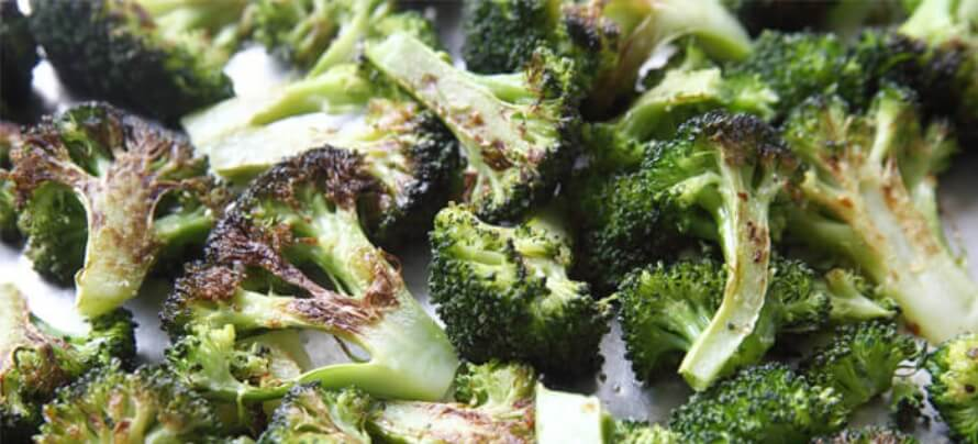 Roasted Garlic Lemon Broccoli (1)