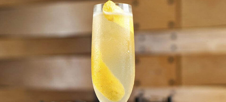 french 75 drink