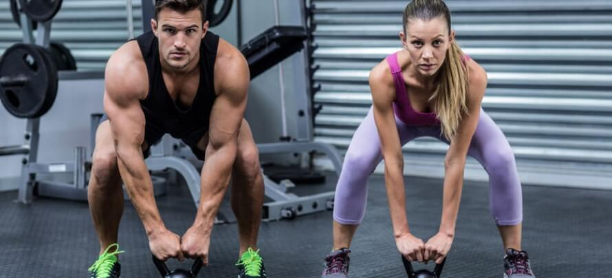 pre exhaust training benefits