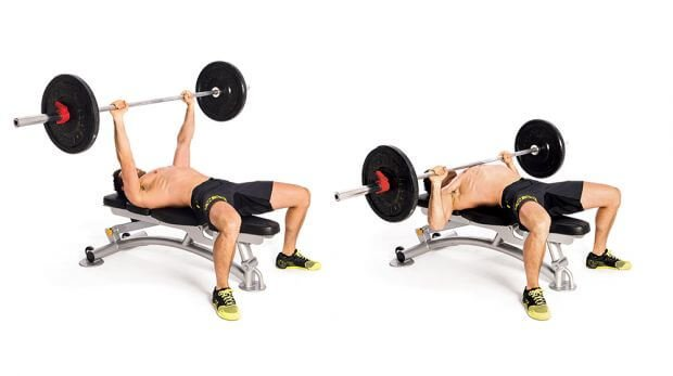 3 BEST chest exercises at home