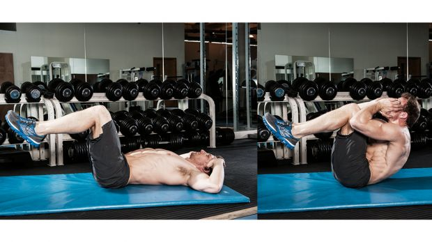 Best lower ab exercises