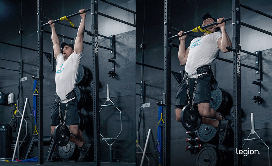 Weighted pull