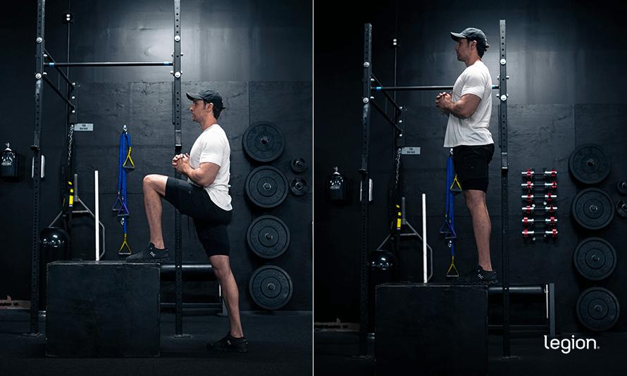 Bodyweight Step-up