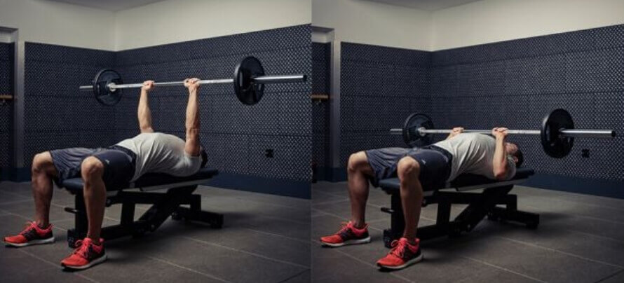 Close-Grip Bench Press