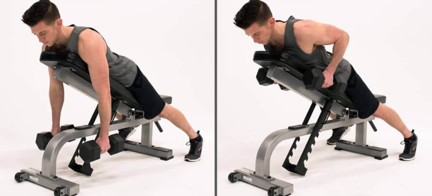 Chest-Supported Row